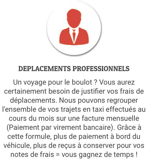 Déplacements professionnels en navette à Chaumont-Gistoux