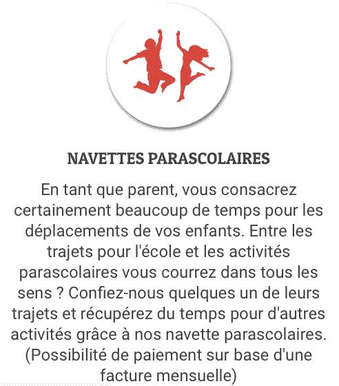 Transports parascolaires à Mont-Saint-Guibert